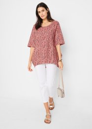 Blouse en lin, bpc bonprix collection