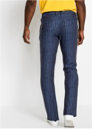 Pantalon en lin rayé, bpc selection