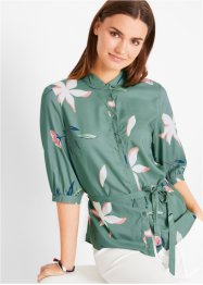 Bluse mit Blumendruck, bpc bonprix collection