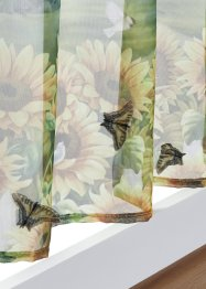 Brise-bise avec papillons 3D, bpc living bonprix collection