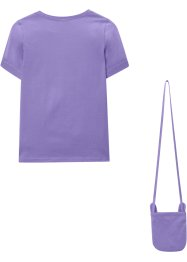 Shirt und Tasche (2-tlg.Set), bpc bonprix collection