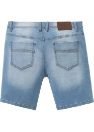Short en jean confort-stretch Regular Fit, John Baner JEANSWEAR