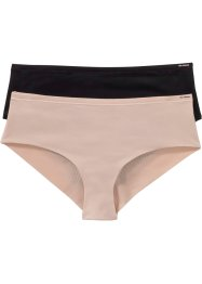 Feel Comfort Panty (2er Pack), bpc bonprix collection