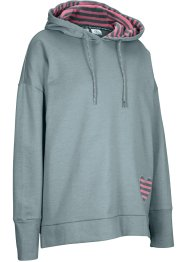 Modisches Oversize- Kapuzensweatshirt, bpc bonprix collection