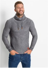 Pull col roulé, John Baner JEANSWEAR