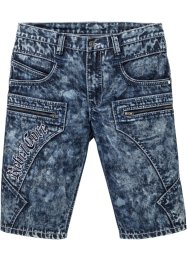 Bermuda en jean Regular Fit, RAINBOW