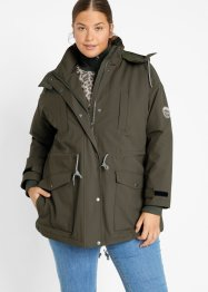 Parka fonctionnelle mode style 2 en 1, bpc bonprix collection