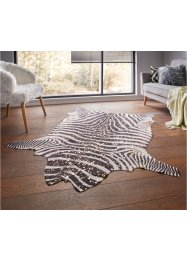 Zebrafell synthetisch mit Golddruck, bpc living bonprix collection