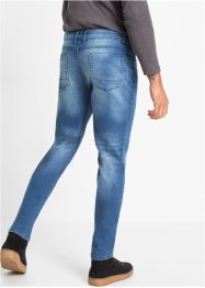 Slim Fit Stretch-Jeans, Tapered, RAINBOW