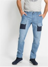 Jean Worker Regular Fit, Straight, John Baner JEANSWEAR