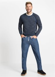 Classic Fit Schlupfhose, Tapered, bpc bonprix collection