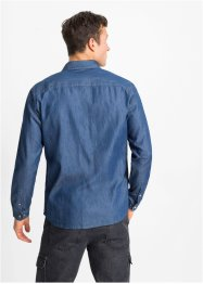 Chemise en jean, Slim Fit, RAINBOW