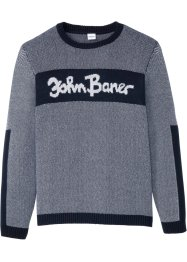 Pull à col rond, John Baner JEANSWEAR