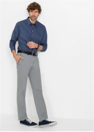 Pantalon chino extensible Regular Fit, Straight, bpc selection