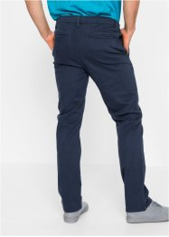 Pantalon chino en coton bio Regular Fit, Straight, bpc bonprix collection