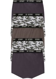 Jungen Boxershorts (5er Pack), bpc bonprix collection