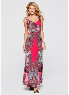 Maxikleid, BODYFLIRT boutique, lila