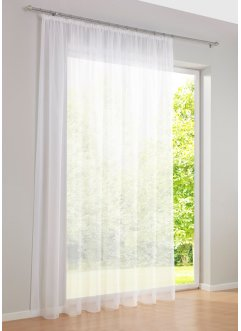 "Store ""Uni Voile"" (1er-Pack), bpc living, weiss"