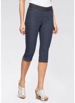 Capri-Jeansleggings in blau von bonprix Bonprix Kaufladen Geschäft Zum Verkauf Strapazierfähiges iX3ceL