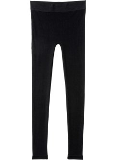 Legging long sans couture, bpc bonprix collection, noir