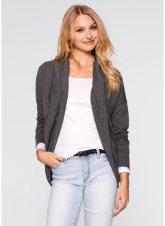 Sweatcardigan, bpc bonprix collection