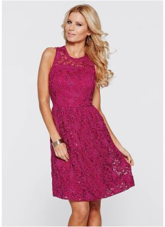 Kleid, BODYFLIRT boutique, beere