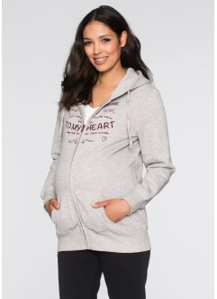 Umstands- Sweatjacke, bpc bonprix collection