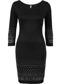 Kleid mit Nieten, BODYFLIRT boutique