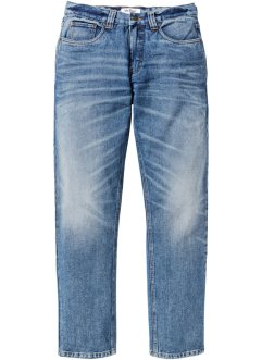 Jean Regular Fit Straight, John Baner JEANSWEAR, bleu bleached