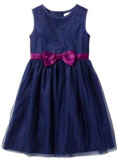 Kleid, bpc bonprix collection, mitternachtsblau