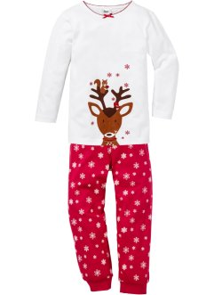 Pyjama Weihnachten (2-tlg. Set), bpc bonprix collection
