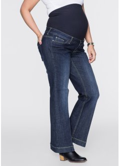 Umstandsjeans, mit Schlag, bpc bonprix collection