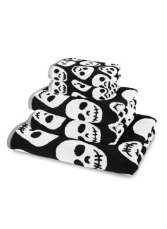 "Handtuch ""Totenkopf"", bpc living bonprix collection"