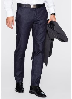 Jeans-Anzughose Slim Fit, RAINBOW, dark blue