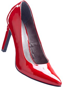 Lackpumps, Marco Tozzi, chillirot