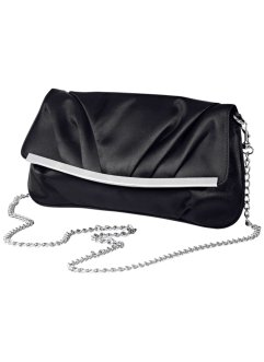 "Abendtasche/Clutch ""Rebecca"", bpc bonprix collection, schwarz"