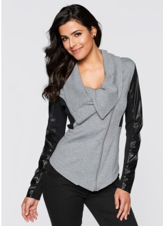 Veste sweat-shirt, BODYFLIRT boutique