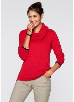 Langarm-Pullover, bpc bonprix collection
