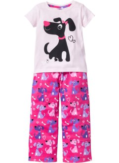 Pyjama (2-tlg. Set), bpc bonprix collection, rosa/pink