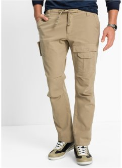Pantalon cargo Regular Fit Straight, bpc bonprix collection