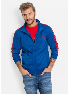 Trikot-Jacke Slim Fit, RAINBOW