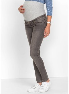 Umstandsjeans im Skinny Fit, bpc bonprix collection, grey denim