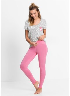 Legging, RAINBOW, rose dragée