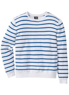 Pull rayé Regular Fit, bpc bonprix collection