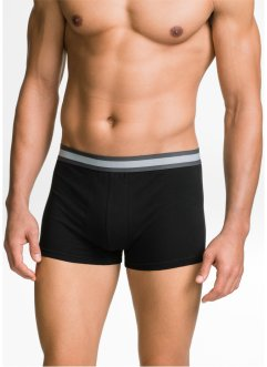 Lot de 3 boxers en coton bio, bpc bonprix collection