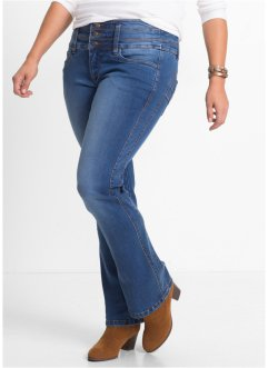 "Jean shaping stretch ""ventre jambes fessiers remodelés"", BOOTCUT, John Baner JEANSWEAR"