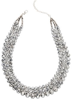 Époustouflant collier à perles scintillantes, bpc bonprix collection