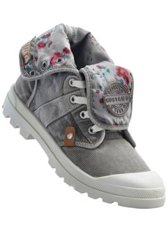 Chaussures montantes en toile, Mustang