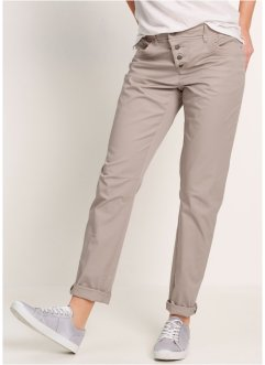 Stretch-Hose mit Rippbund, bpc bonprix collection