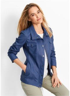 Lederimitat-Jacke, bpc bonprix collection